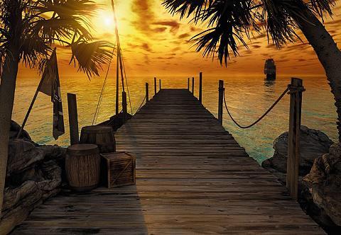 Fototapetas »Treasure Island« 368/254 ...
