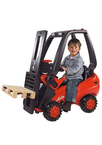 BIG Gabelstapler »Linde Forklift«