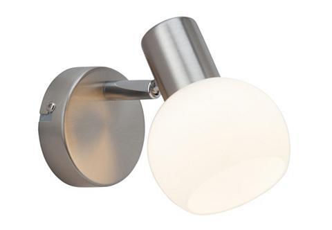 LED sieninė lempa