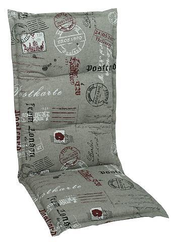 Paaukštinta pagalvėlė gultui »Postcard...