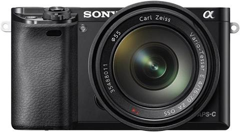 SONY Alpha ILCE-6000Z Sisteminis Kamera 16-...