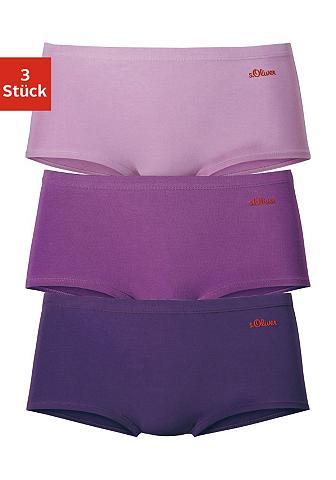 Bodywear Microfaser-Panties (3 St
