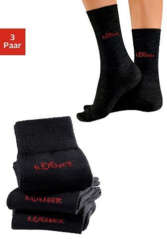 Bodywear kojinės (3 poros) außen su Wo...