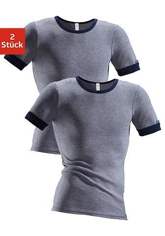 Clipper Exclusive Apatiniai marškinėliai (2 vienetai) ma...