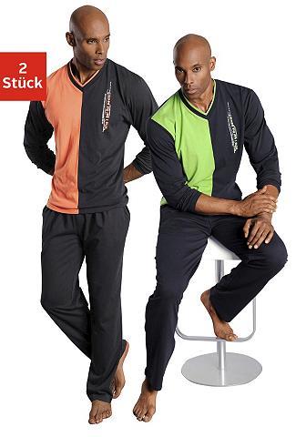 le jogger ® pižama (2 vienetai) in langer Form