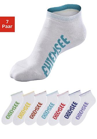 CHIEMSEE Sportinio stiliaus pėdutės (7 poros) s...