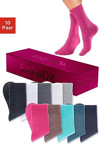 Kojinės in der Big-Box (10 poros) su d...