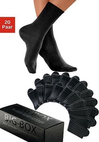 Kojinės im Multipack (20 poros) in der...