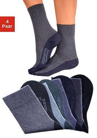 Kojinės (4 poros) su optimaler Klimare...