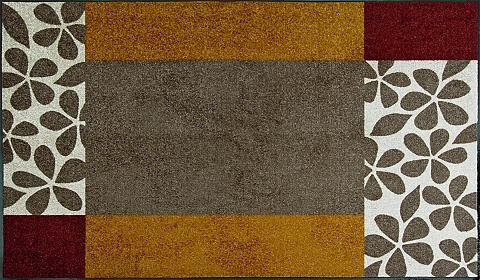 WASH+DRY BY KLEEN-TEX Durų kilimėlis »Florita« wash+dry by K...