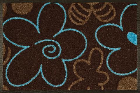WASH+DRY BY KLEEN-TEX Durų kilimėlis »Valentine« wash+dry by...
