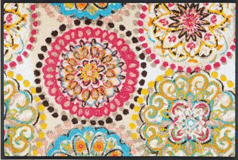 Durų kilimėlis »Vintage Fresko« wash+d...