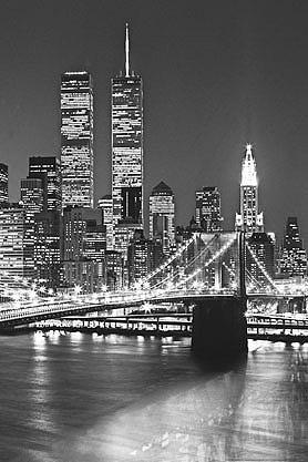 HOME AFFAIRE Fototapetas »Brooklyn Bridge« 183/254 ...