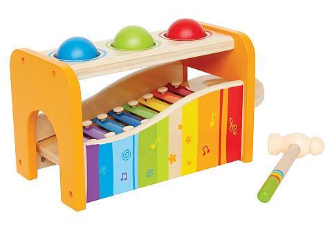 HAPE Ksilofonas ir Žaislinis plaktukas