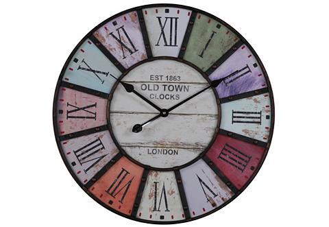 Sieninis laikrodis su Gebrauchsspuren