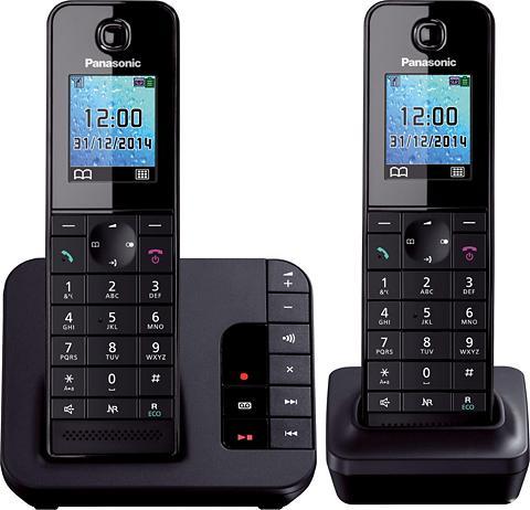 PANASONIC KX-TGH222 dvi Bevielis DECT Telefonų r...
