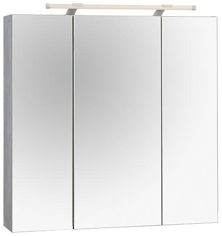 SCHILDMEYER Spintelė su veidrodžiu »Dorina« su LED...