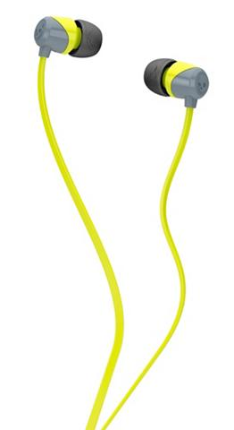 SKULLCANDY Ausinės »JIB IN-EAR W/O MIC GRAY/HOT L...