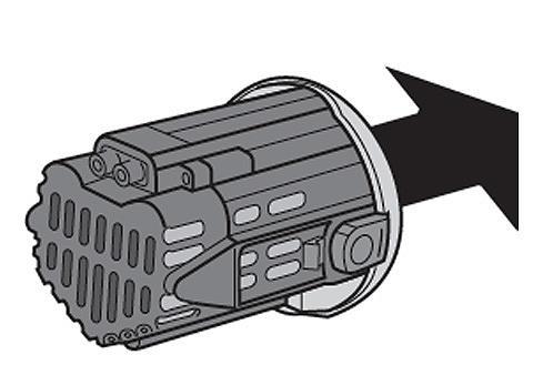 PRIVILEG Papildoma baterija 1500 mAh (24 V)