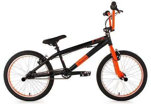 BMX dviratis 20 Zoll juoda spalva »G-S...