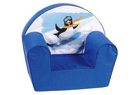 Vaikiškas fotelis »Pinguin«