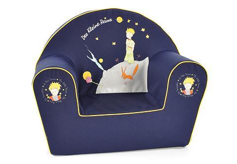 KNORR TOYS Vaikiškas fotelis »Der nedidelis Prinz...