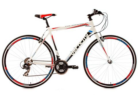 Sportinis dviratis 28 Zoll wei