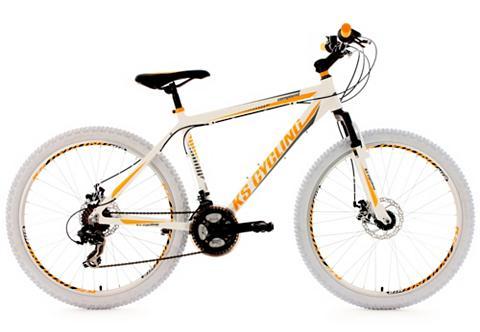 Kalnų dviratis 26 Zoll weiß 21 Gang Ke...