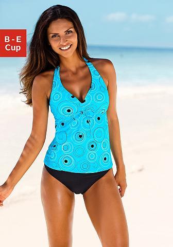 Paplūdimio tankini maudymosi kostiumėl...