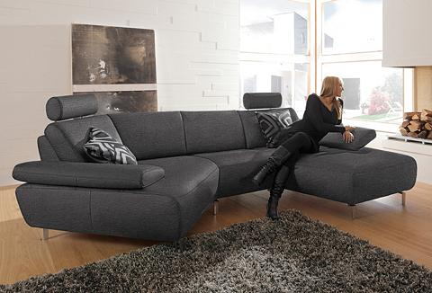 ADA premium Sofa »Rooney« patogi su Schweberelax-F...