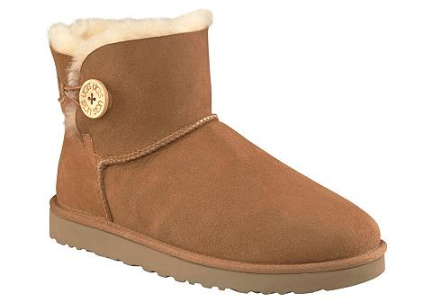 UGG »Mini Bailey Button 2« žieminiai batai...