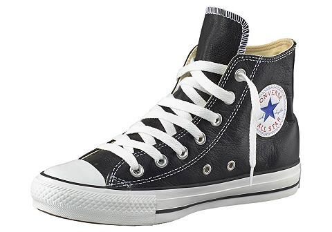 CONVERSE Sportbačiai »All Star Basic Leather Hi...