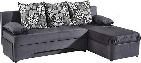 INOSIGN Kampinė sofa su miegojimo funkcija