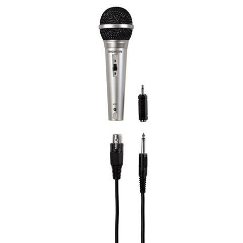 THOMSON M151 Dinaminis Mikrofonas su XLR-Steck...