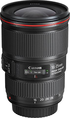 Canon »EF 16-35mm f/4L IS USM« Superweitwink...