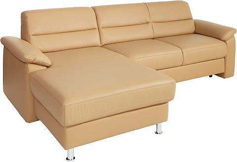 SIT&MORE Sit&more Kampinė sofa su Boxspring-Pol...