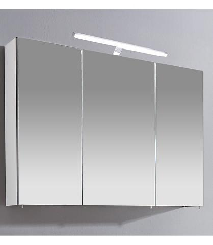 SCHILDMEYER Spintelė su veidrodžiu »Irene« su LED ...