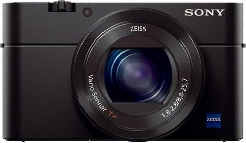 Sony »Cyber-Shot DSC-RX100M3« Kompaktkamera...