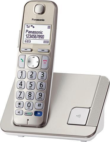 KX-TGE210GN Schnurloses DECT telefonas...