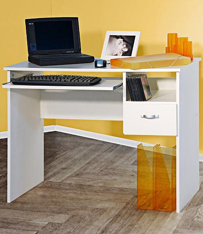 Rašomasis stalas » Flo 1« su Tastatura...