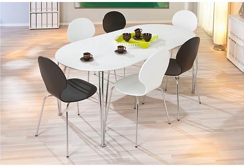 Valgomojo stalas plotis 140-180 cm