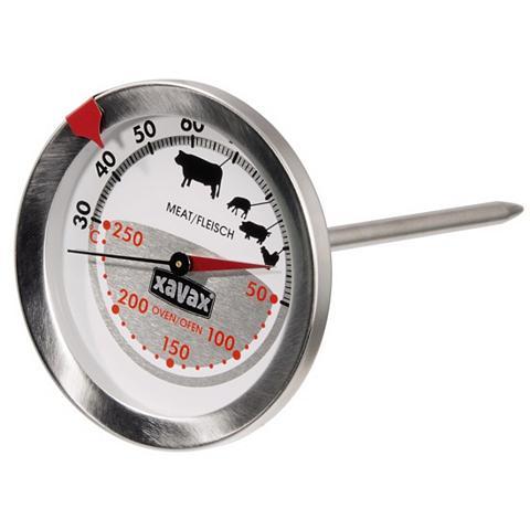 XAVAX Fleisch ir Orkaitės termometras »2-in-...