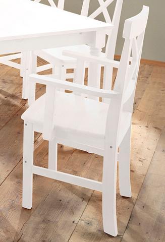 Kėdė »Nico« su porankiai 2-iejų vienet...
