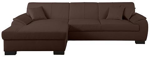 PREMIUM COLLECTION BY HOME AFFAIRE Kampinė sofa »Loft«
