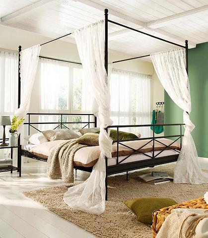 HOME AFFAIRE Metalinė lova »Thora«