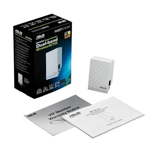 RP-AC52 AC750 White Diamond WLAN Priei...