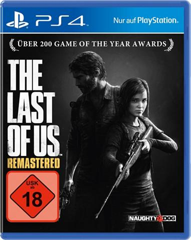 The Last of Us Remastered Play Treniru...