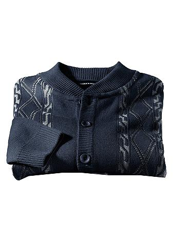 CLASSIC Megztinis su raštas