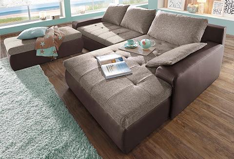 SIT&MORE Sit&more Kampinė sofa patogi in XL arb...