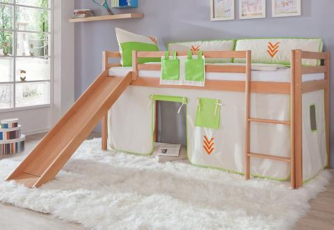 Dviaukštė lova rinkinys 2-tlg. >>Toby<...